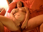 I am such my husband's old nypho whore, I bet I had 20 orgasms I masturbate...