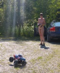 Hot RC action