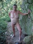my wife naked outdoors exposed to strangers and now on NN