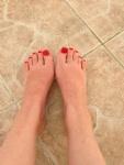 my girl feet