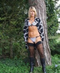 If you go down to the woods today.....you're sure of a big surprise! xx
