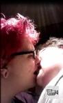 Kissing my Best Friend <3