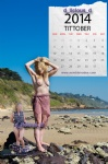 Thought you might like a desktop calendar, this should have you covered for...