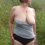 Titties, size quite big