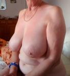 Hubby loves close ups of my nips....I wonder why !!!