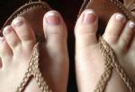 my feet for alex