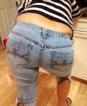 My favorite pair of jeans