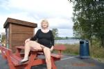 Goldenpussy: Fun in the sun