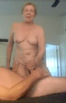 83 year old lover strokes me some more