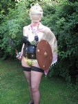 most people have heros and heroines from the past. Boudicca is one of ours....