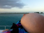 Had a great excursion snorkeling and riding on top of the boat.  One of my ...