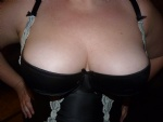 My wifes curvy body what the wife wore under her dress on a night out..Tell...