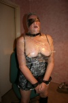 Sub S - wrapped, pegged, tied and waiting