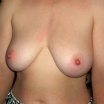 Look how big my nips are there's got to be some thing we could do with them...