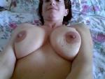 my wife's selfie