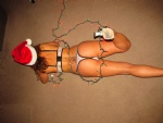 Oops!!!!  I think I'm tied up...