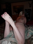 Who likes the ass and toes?