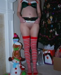 Naughty little elf!