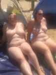 Nude fun! Would you be perving on us?
