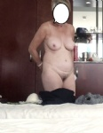My wife doesn't think she's attractive at 65 what dyou think
