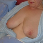 Bedtime titties, want to snuggle up?