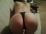 my black thong wife