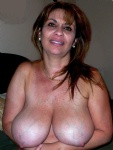 Request for SexWoman's huge '38-EE' Tetas fulfilled!