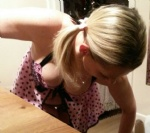 My mature gf for you to enjoy! what would you like to do her all comments a...