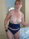 Doris is a wild women I met over the weekend. Please vote and leave comment...
