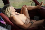 I love my road trips with Nawtynana - she certainly primes my mutton gun to...