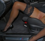 My request! How not to get out of a car!