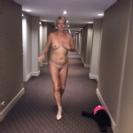Back from Steyne Hotel. She stripped off in the lift. Didn't care if it sto...