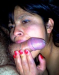 I luv succkin a mans Cokk all night and falling sleep with his Cokk in my m...