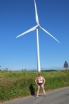 "Out & About: ""Chicks with Turbines"" We nearly got caught several times with..."