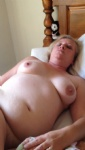 Wife before getting fucked