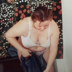 Me,20 years ago and they were saggy then ! lol