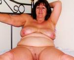 Just me a naked wanton harlot