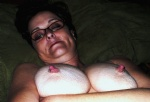 My Nipples always stay hard and red after I orgasm..!?