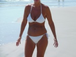 Just another pic of Me in one of My Bikinis....Do You think I'm Too Old to ...
