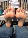 sexy young feet