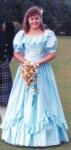 Pretty bridesmaid...