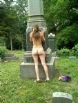 last of the cemetery pics, bookmark me