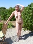 Naked Janet....