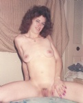 Blast from the Past. My wife at 21