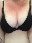 New black bra