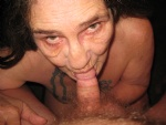 sucking my mans cock and sucking for cum in my mouth !! mmm taste soo good ...