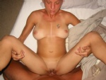 Marta spread with my cock fucking and cuming inside her cunt