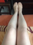 My legs, some tribute?