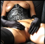 Lady in Black....