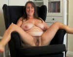 Andrea spread for wanking over